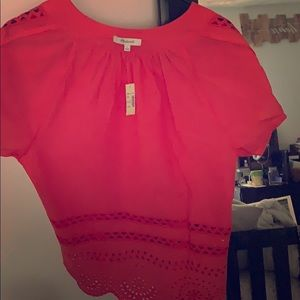 Never worn Madewell top